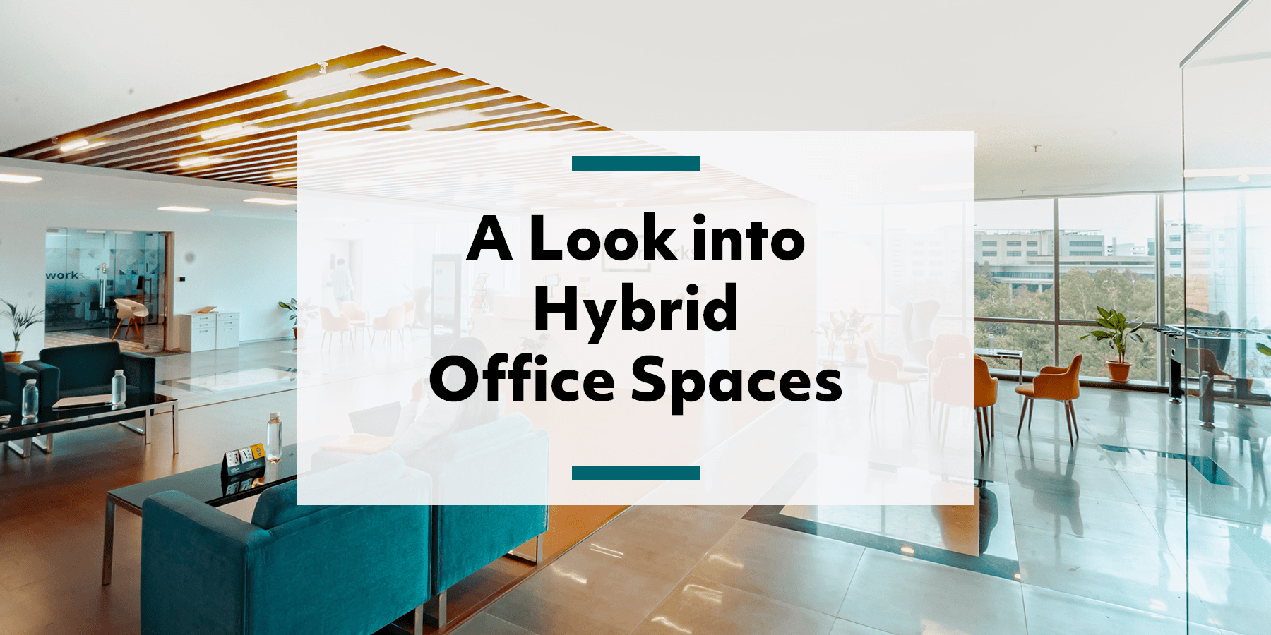 Feature image for the future of hybrid offices