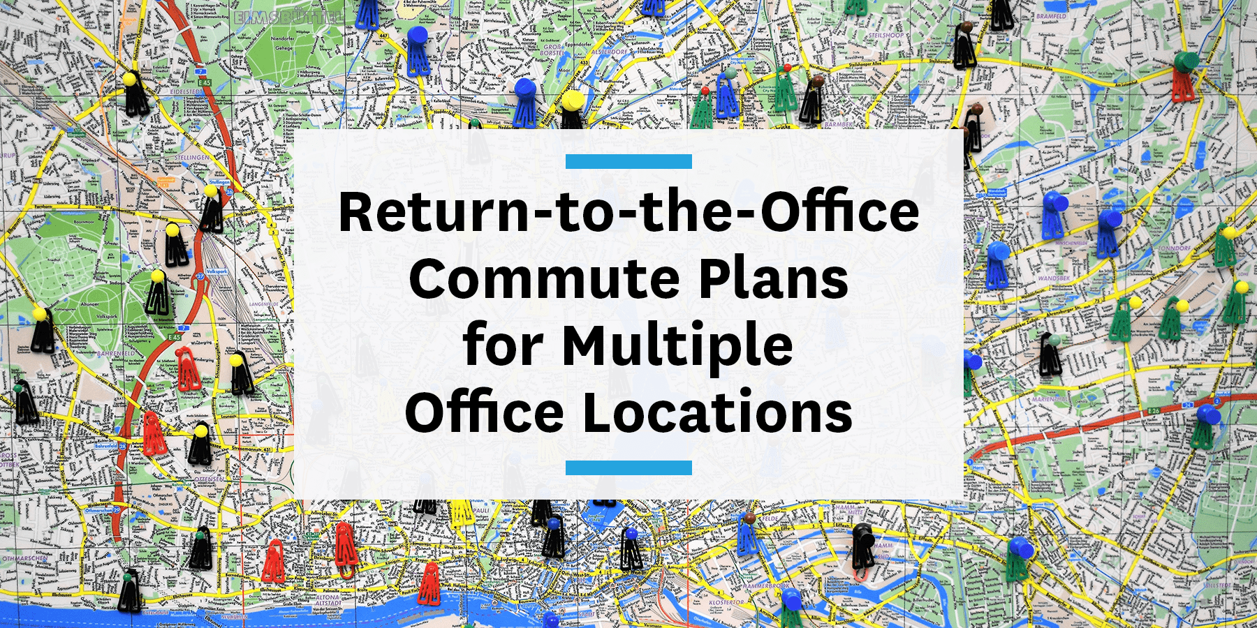 Feature image for return-to-the-office commute management plans for multiple office locations