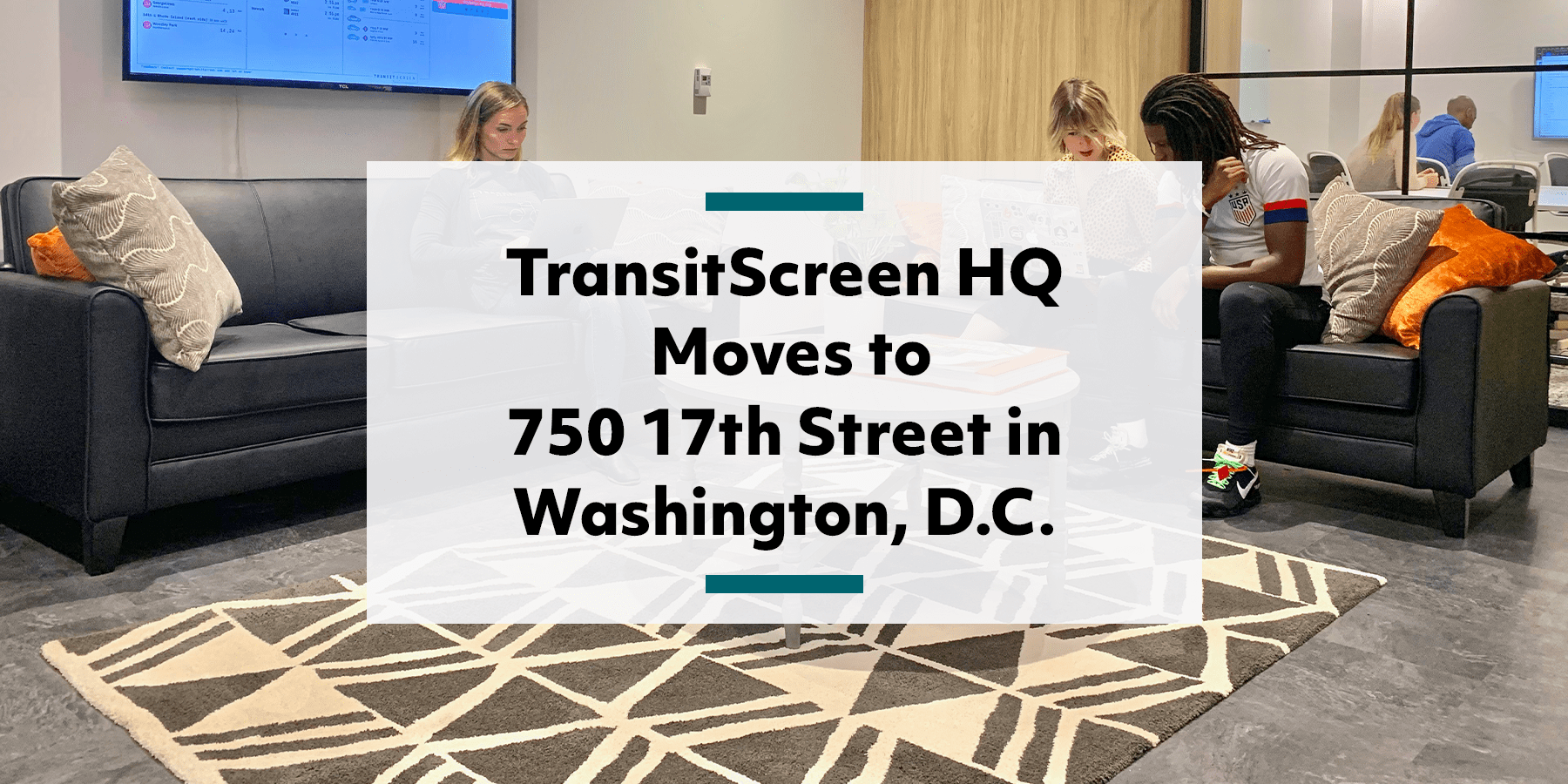 Feature image for TransitScreen HQ moved
