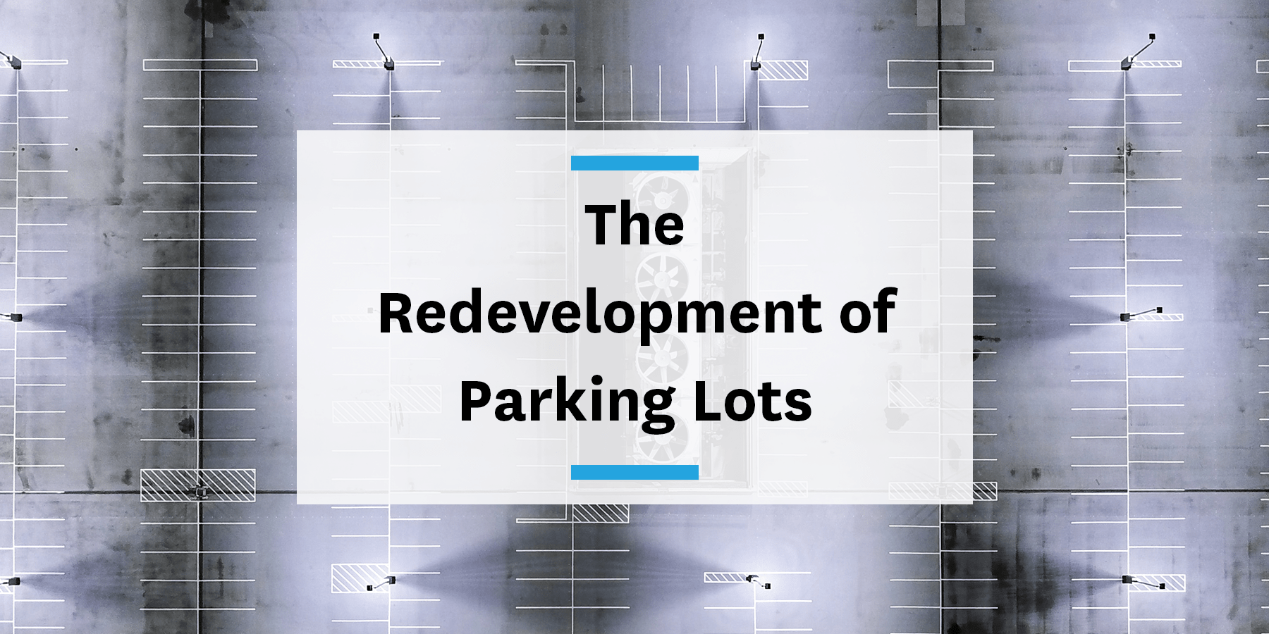 Feature image micromobility and the redevelopment of parking lots